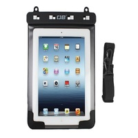 NEW OVERBOARD AOB1086 BLACK Large Waterproof Tablet Case