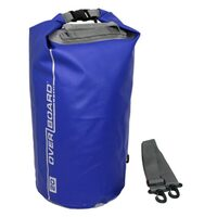 OVERBOARD Blue 20L Dry Tube Waterproof Bag Sailing Bag AOB1005B
