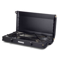 New Primus Kinjia Portable Stove WP350110 w/ Oak Trimmed Locking Handle