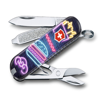 SWISS ARMY VICTORINOX BURGER BAR 35445 CONTEST CLASSIC 2019 LIMITED EDITION