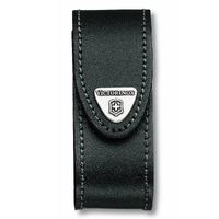 New Victorinox Swiss Army 2-4 Layer Black Pouch Suits Huntsman Climber