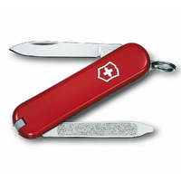 New Victorinox SWISS ARMY Classic VINTAGE ESCORT Knife Multi Tool 35075
