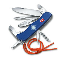 NEW SWISS ARMY SKIPPER LOCK VICTORINOX MULTITOOL 35580 POCKET KNIFE