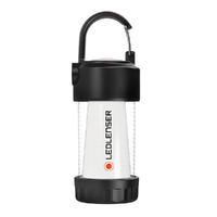 New LED LENSER ML4 RECHARGEABLE Outdoor LANTERN 300 Lumens