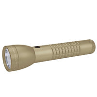 NEW MAGLITE 3C Cell ML50LX COYOTE TAN LED Flashlight Made in USA