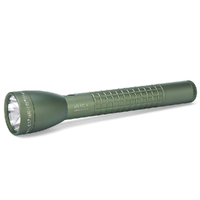 NEW MAGLITE 3C Cell ML50LX FOLIAGE GREEN LED Flashlight Made in USA