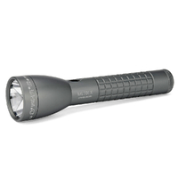 NEW MAGLITE 2C Cell ML50LX URBAN GREY LED Flashlight Made in USA