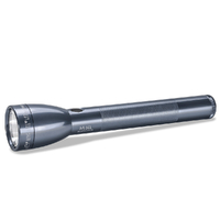 NEW MAGLITE 2C Cell ML50L URBAN GREY LED Flashlight Made in USA