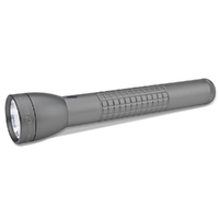 NEW MAGLITE 3D Cell ML300LX URBAN GREY LED Flashlight Made in USA