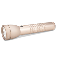 NEW MAGLITE 2D Cell ML300LX COYOTE TAN LED Flashlight Made in USA