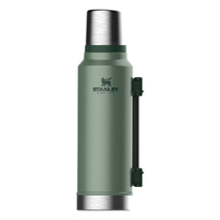 STANLEY CLASSIC Vacuum Insulated 1.4L GREEN Flask Thermos Bottle