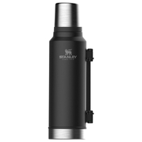 STANLEY CLASSIC Vacuum Insulated 1.4L BLACK Flask Thermos Bottle