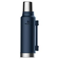 STANLEY CLASSIC Vacuum Insulated 1.4L NIGHTFALL BLUE Flask Thermos Bottle