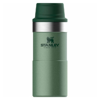 STANLEY CLASSIC Insulated 350ml 12oz GREEN Trigger Action Travel Mug