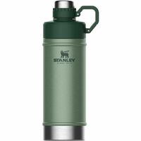 STANLEY CLASSIC Vacuum Insulated 530ml 18oz GREEN Water Bottle