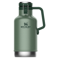 STANLEY CLASSIC Insulated 1.9L 64oz GREEN Easy Pour Beer Growler