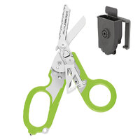 Leatherman RAPTOR GREEN Multi Tool Folding Shears With Holster Medical *AUTHAUSDEALER*