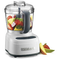 NEW CUISINART Mini prep 4 Cup Processor Blender Mixer Chopper WHITE 46823