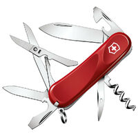 SWISS ARMY Victorinox EVOLUTION 14 Pocket Knife 14 Functions Multi Tool 38009
