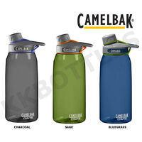CAMELBAK CHUTE 1L 1000ML BPA FREE SPILL PROOF WATER BOTTLE - 3 COLOURS TO SELECT