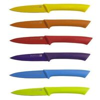 SCANPAN SPECTRUM SOFT TOUCH UTILITY KNIFE W/ SHEATH - 6 COLOURS BRAND NEW SAVE