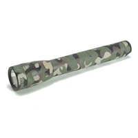 "MAGLITE 2AA FLASHLIGHT CAMO MADE IN USA ""FREE POSTAGE"""