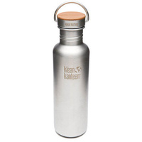 KLEAN KANTEEN 800ml 27oz Reflect Mirror Stainless BPA Free Water Bottle SAVE