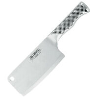 New G-12 GLOBAL Meat Cleaver Chopper Knife G12 Made in Japan AUS Stock