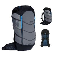 NEW BOREAS LOST COST 60L HYDRATION COMPATIBLE BACKPACK WATER FREE POSTAGE