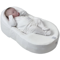 New Red Castle COCOONABABY Nest Newborn Baby Ergonomic Sleeping Aid Mattress