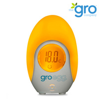 New Gro Company GRO EGG Digital Room Temperature Thermometer & Night Light AUS Model