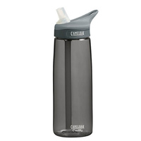 CAMELBAK EDDY .75L 750ML BPA FREE SPILL PROOF WATER BOTTLE - CHARCOAL SAVE !