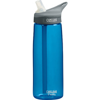 CAMELBAK EDDY .75L 750ML BPA FREE SPILL PROOF WATER BOTTLE - NAVY SAVE !