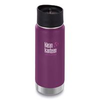 NEW KLEAN KANTEEN INSULATED WIDE 16oz 473ml WINTER PLUM Tea Coffee Water Soup