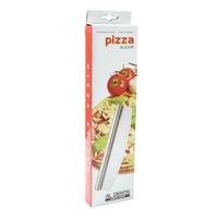 NEW Al Dente Stainless Steel Professional Pizza Slicer Cutter Chopper Rocker