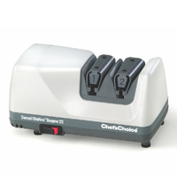 New Chef's Choice CC312 UltraHone Electric Diamond Knife Sharpener 312