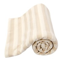 New L'il Fraser Baby Swaddle CHARLOTTE 120cm X 120cm Stretch Wrap Lil Fraser