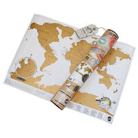"STRACHMAP TRAVEL EDITION ""FREE POSTAGE"" IS10007"