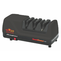 New Chef's Choice AngleSelect Diamond Hone Electric Knife Sharpener 1520 BLACK Aus Stock