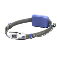 New LED LENSER NEO4 Head Torch Lightweight Headlamp  - BLUE 240 Lumens
