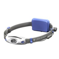 LED LENSER NEO6R Head Torch RECHARGEABLE Headlamp  - BLUE 240 Lumens