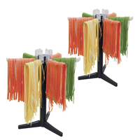 2 X SMALL Pasta Drying Rack Spaghetti Noodles Kitchen Tool Dryer Stand Holder