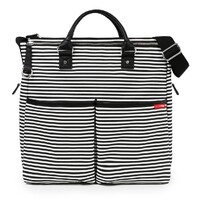 SKIP HOP DUO SPECIAL EDITION NAPPY DIAPER BABY BAG W/ CHANGING MAT STRIPE SH200350