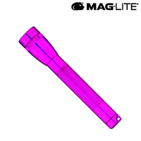"MAGLITE HOT PINK 2AA FLASHLIGHT  MADE IN USA ""FREE POSTAGE"""