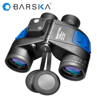 BARSKA Deep Sea 7x50 Waterproof Floating Binocular w/Internal Rangefinder & Compass