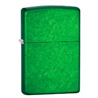 New Zippo Green Meadow Lighter