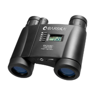 Barska 8 x 25 Matrix Binoculars With Radio and Clock Functions