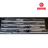 Ex Demo Mundial Bulk Lot of Kitchen Knives Knife Assorted 12pc