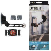 New Steelie Nite Ize FREEMOUNT WINDSHIELD Magnetic Phone Mount System