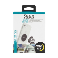 New Steelie Nite Ize ORBITER DASH Magnetic Phone Mount System